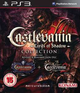Castlevania: Lords of Shadow Collection + Lords of Shadow 1 & 2