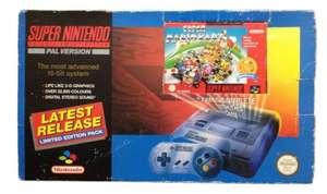 Konsole #Limited Edition + Mario Kart + Original Controller + Zubehör