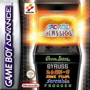 Konami Collector's Series: Arcade Classics / 6 Games