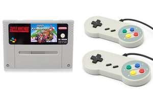 Super Mario Kart + 2 Controller