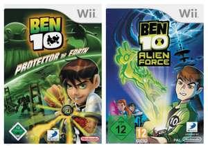 Ben 10 Bundle: Protector of Earth + Alien Force