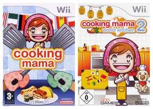 Cooking Mama Bundle: Teil 1 + 2