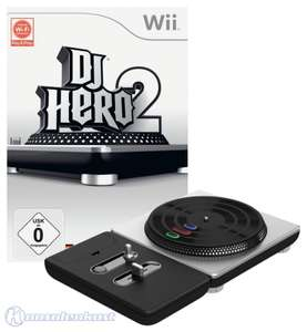 DJ Hero 2 + DJ Hero Turntable Controller