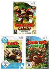 Donkey Kong Bundle: DK Jet Race + DK Jungle Beat + DK Country Returns