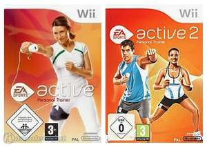 EA Sports Active: Personal Trainer Bundle: Teil 1 + 2