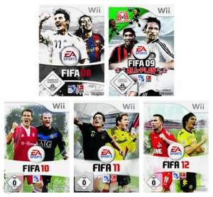 FIFA Bundle: FIFA 08 - 12