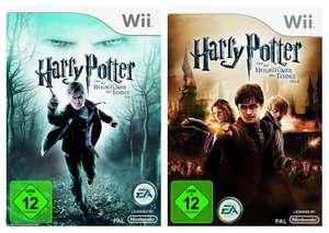 Harry Potter und die Heiligtümer des Todes Bundle: Teil 1 + 2 / Deathly Hallows Part 1 + 2