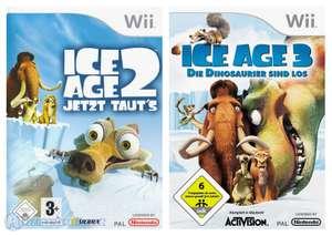 Ice Age Bundle: Jetzt taut's / Meltdown + Die Dinosaurier sind los / Dawn of Dinosaurs