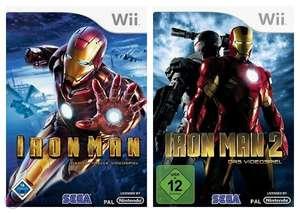 Iron Man + Iron Man 2