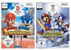 Mario & Sonic bei den Olympischen Spielen Bundle: Beijing 2008 + Vancouver 2010