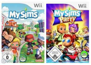 My Sims Bundle: My Sims + My Sims: Party