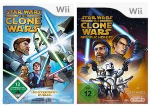 Star Wars: The Clone Wars Bundle: Lichtschwert-Duelle + Republic Heroes