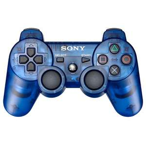 Original DualShock 3 Wireless Controller #blau-transparent / Cosmic Blue