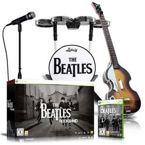 Rock Band Beatles Band Pack: Spiel + Schlagzeug + Gitarre + Mikrofon