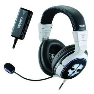 Headset Wired Ear Force #Spectre Call of Duty Ghosts Edition [Turtle Beach]