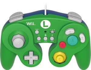 offiziell lizenzierter Original Gamecube Controller / FightPad #Luigi Edition