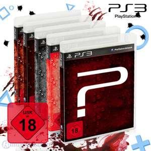 Wundertüte: 5 Original PS3 Spiele