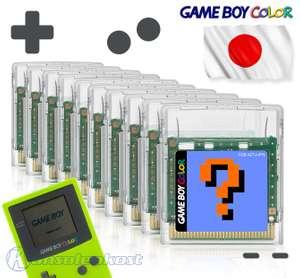 Wundertüte: 10 Original GameBoy Color Spiele