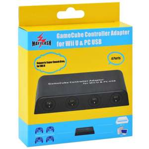 GameCube Controller Adapter [Mayflash]