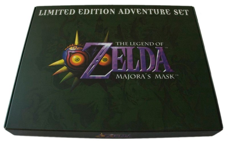 The Legend of Zelda: Majora's Mask - Limited Edition Adventure Set
