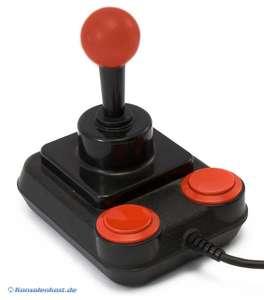Controller / Joystick Competition Pro #rot-schwarz