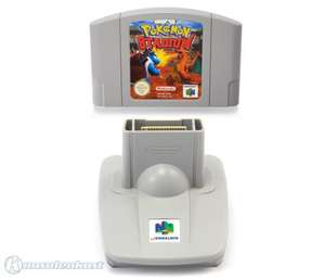 Pokemon Stadium + Transfer Pak