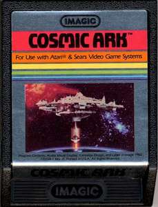 Cosmic Ark #Picturelabel