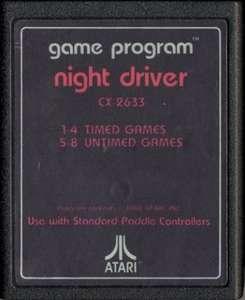 Night Driver #Textlabel