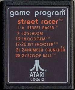 Street Racer #Textlabel