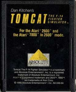 Tomcat: The F-14 Fighter Simulator #Textlabel