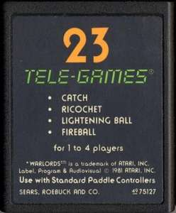 Warlords #Textlabel [Tele-Games]