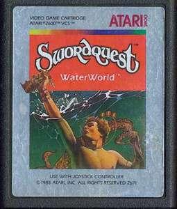 Swordquest: WaterWorld SELTEN!