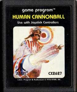 Human Cannonball #Picturelabel
