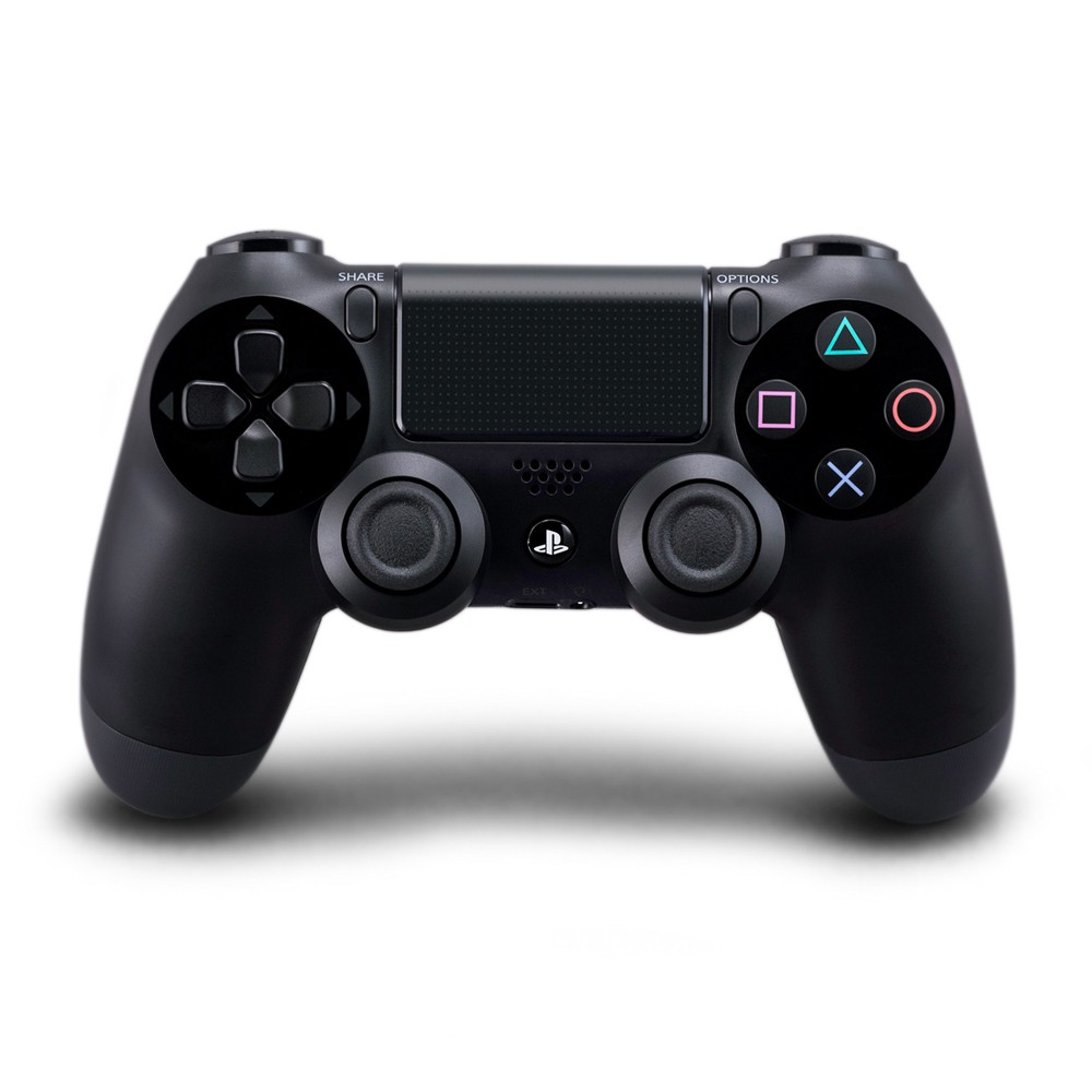 PS4 - Original Wireless DualShock 4 Controller #Jet Black / schwarz V1 [Sony]