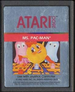 Ms. Pac-Man #Silverlabel V2