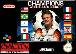 Champions World Class Soccer #Sepp Maier Cover