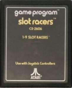 Slot Racers #Goldlabel