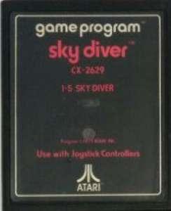 Sky Diver #Textlabel V2