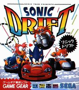 Sonic the Hedgehog Drift