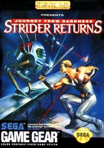 Strider Returns: Journey from Darkness