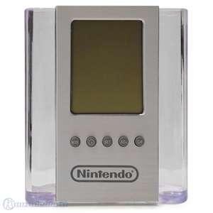 Original Nintendo Stifthalter / Uhr