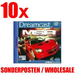 10 x MSR: Metropolis Street Racer