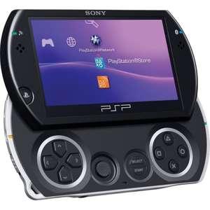 Konsole PSP GO #schwarz