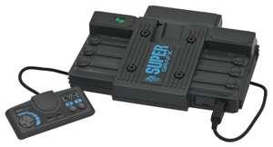 Konsole SuperGrafX + Original Controller + Zubehör