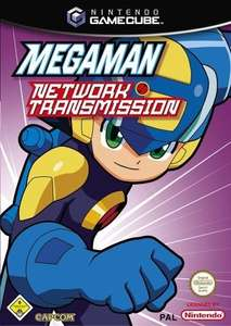 Mega Man - Network Transmission