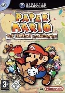 Paper Mario: Legende vom Äonentor / Thousand Year Door