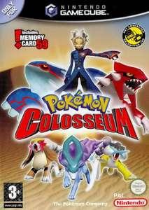 Pokémon Colosseum + Pokemon Box + Memory Card 59