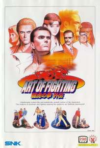 Art of Fighting 3: Path of the Warrior / 298 Megs