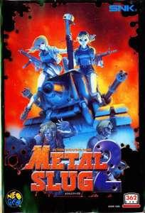 Metal Slug 2 - 362 Megs