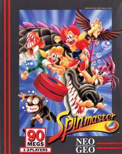 Spinmaster: Miracle Adventure / 90 Megs